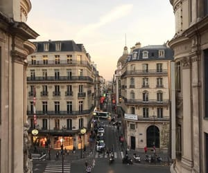 paris, city, and view image