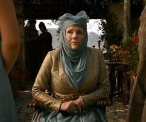 game of thrones, house tryell, and olenna tryell image