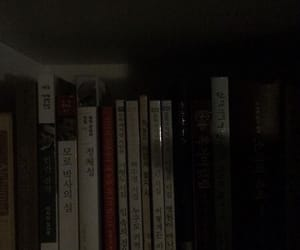 book, dark, and aesthetic image