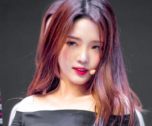 korea, fromis, and kpop image