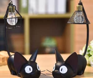 cat, decoracion, and Gatos image