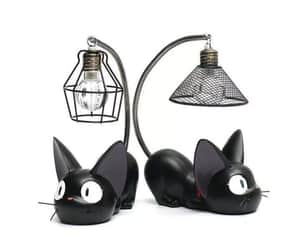 cat, decoracion, and gato image