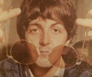 Paul McCartney, vintage, and music image