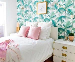 bedroom, decoracion, and recamara image