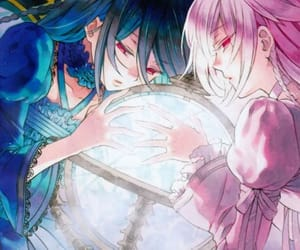 abyss, alice, and pandora hearts image