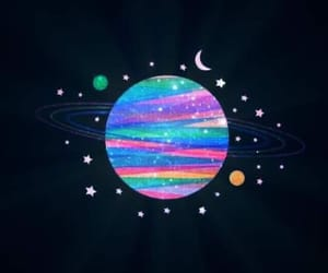colorful, cool, and galaxy image