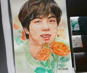 art, fanart, and 방탄소년단 image