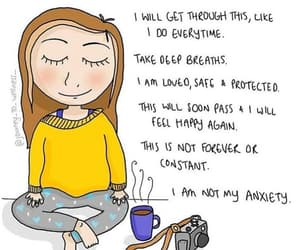 anxiety and relax image