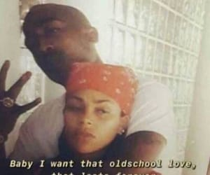 tupac, oldschool, and love image