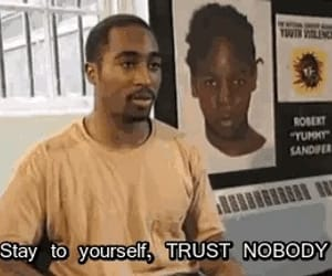 gif, tupac, and quotes image