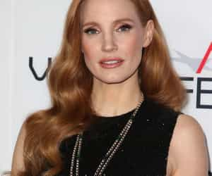 actress, goals, and jessica chastain image