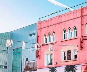 pink, nice, and tumblr image