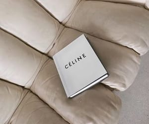 celine, book, and fashion image