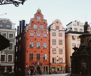 travel, city, and stockholm image