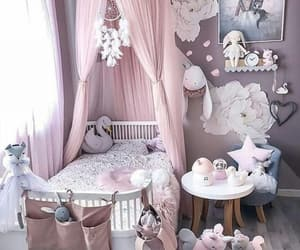 room, home, and girly image