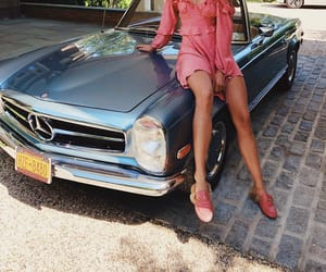 car, fashion, and taylor hill image