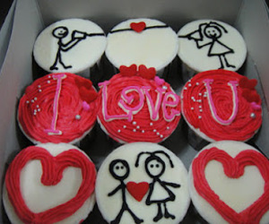cakes and I Love You image