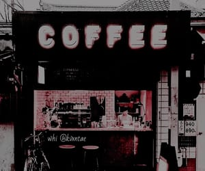 coffee, cafe, and fall image