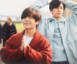 hey say jump, yuto nakajima, and yamada ryosuke image