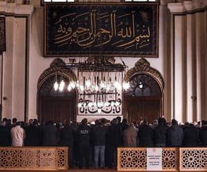 islam, islamic, and mosque image