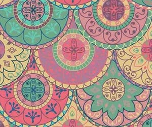 colores, colors, and mandalas image