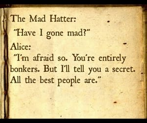 quotes, alice in wonderland, and alice image