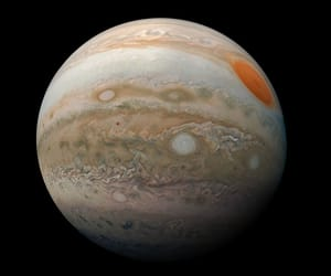 space, jupiter, and nasa image