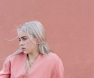 background, blond, and fashion image