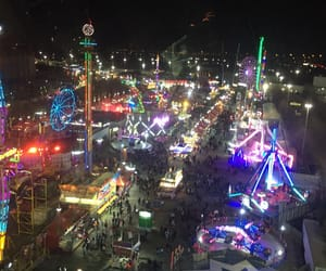 carnaval, lights, and rodeo image