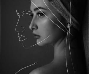black and white, inspiration, and minimalist image