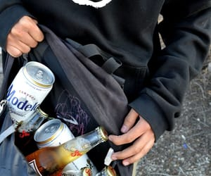 alcohol, beer, and drink image
