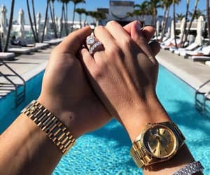 couple, luxury, and goals image
