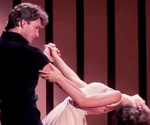 dirty dancing, patrick swayze, and jennifer gray image