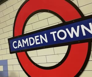 camden, london, and camdentown image