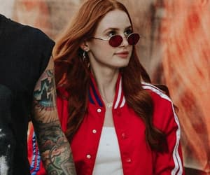 riverdale, cheryl blossom, and mads image