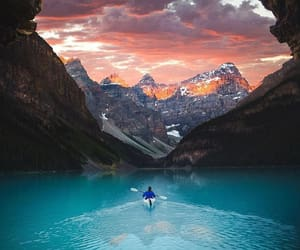 mountain, photography, and nature image