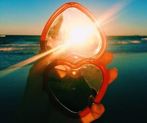 aesthetic, theme, and heart image