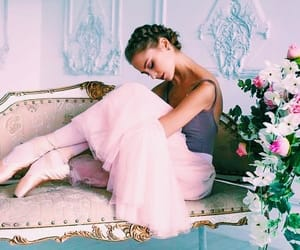 ballerina, skirt, and vintage image