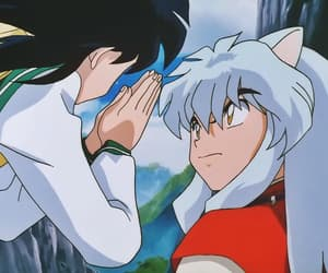anime, manga, and inuyasha image