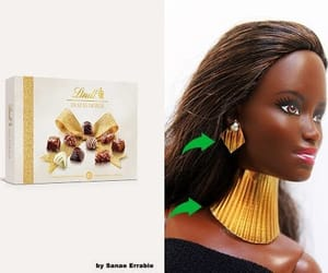 art, barbie dolls, and do it yourself image
