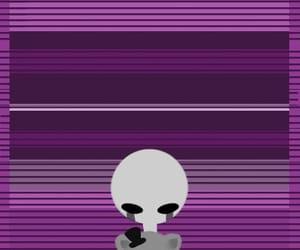 Freddy, purple, and gif image