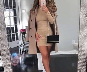 bag, fashion, and woman girl image