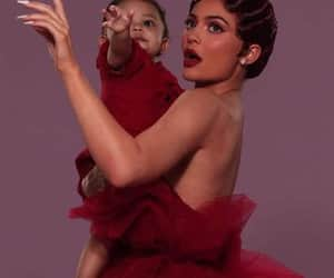 kylie jenner, beauty, and stormi webster image