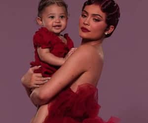 kylie jenner and stormi image