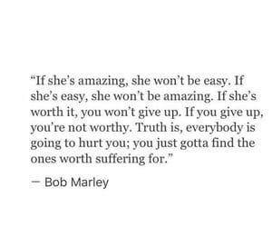 quotes, love, and bob marley image
