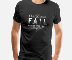 quote, quote t shirt, and quotes t shirt image