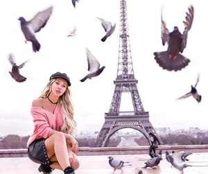 fashion, look, and paris image
