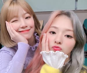 korea, kpop, and fromis image