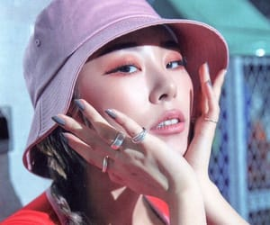 mamamoo, wheein, and hat image