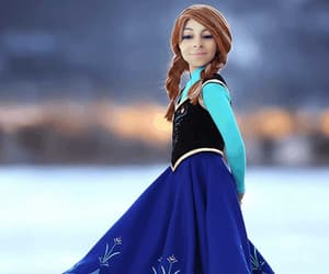 anna, disney, and fun image